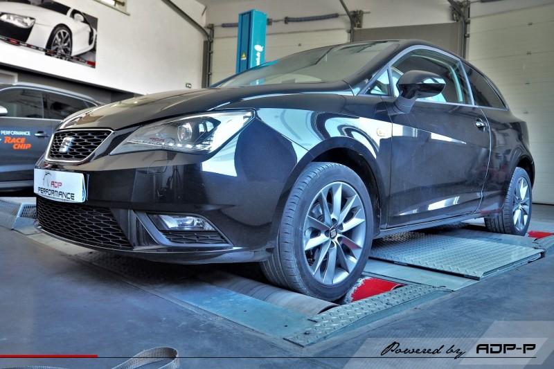 Reprogrammation moteur Arles, Raphele, St Martin de Crau - Seat Ibiza 6J 1.2 TSI 105 ADP Performance