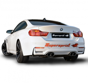 Ligne SuperSprint BMW M4