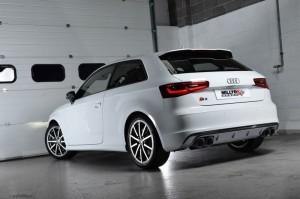 Ligne Milltek Audi S3