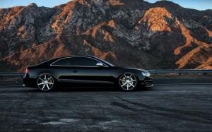 Vitres teintées Audi